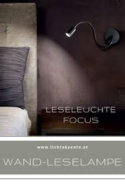 ideal led wand lesele focus lesele bett le
