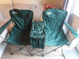 Coleman Twin Folding Camping Chair | In Bournemouth, Dorset | Gumtree