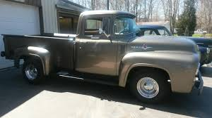 1956 Ford Truck - GoldenRuleAutoWorks