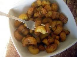 cuisiner des bananes plantain recette de banane plantain frite