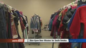 New Open Door Mission for South Omaha