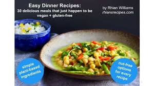 Easy Dinner Recipes Cookbook