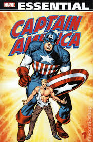 Essential Captain America TPB 2010 Marvel 3rd Edition 1 1ST
