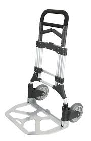 Pack-N-Roll 83-297-917 Folding Hand Truck Dolly, 500 Lbs Capacity ...