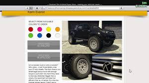 100 Gta 4 Monster Truck Cheat GTA Online All The New Diamond Casino Heist Cars And