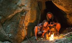 Hunter Gatherers Miriam Lancewood And Her Husband Peter They Survive By Killing Wild