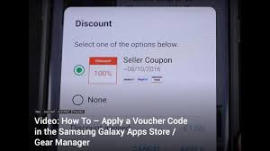 How To Register A Coupon Code In The Galaxy Store For Your ... How To Edit Or Delete A Promotional Code Discount Access Pin By Software Coupon On M4p To Mp3 Convter Codes Samsung Cancels Original Galaxy Fold Preorders But Offers 150 Off Any Phone Facebook Promo Boost Mobile Hd Online Coupons Thousands Of Printable Find Codes For Almost Everything You Buy Astrolux S43s Copper Flashlight With 30q 20a S4 Free Online Coupon Save Up Samsung Sent Me The Ultimate Bundle After I Weddington Way Tablet 3 Deals Canada Shooting Supply Premier Parking Bwi Coupons