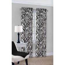 Walmart Mainstays Chevron Curtains by Your Zone Yz Wib Poodle Zeb84 Products