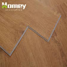 2018 Hot Sell 4mm Click PVC Flooring Unilic Spc Pisos De