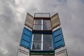 100 Containers Turned Into Homes Opinion The Sinister Brutality Of Shipping Container
