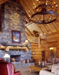 Simple Log Home Great Rooms Ideas Photo by Great Rooms のおすすめ画像 15 件