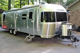 104 Airstream Flying Cloud For Sale Used 2018 30ft In Avon 2018 Rb Twin With Twin Beds Only Camped I Trailers