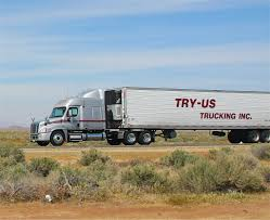 100 Us Trucking Tryus Trucking Inc 16th April 2011 Interstate 15 Cal Flickr