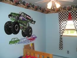 100 Monster Truck Bedroom Goodbye Grave Digger HeatherWilsonInternationalcom