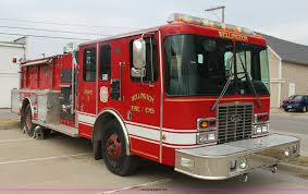 100 Hme Fire Trucks 1997 HME Penetrator Fire Truck Item I7302 SOLD Jan