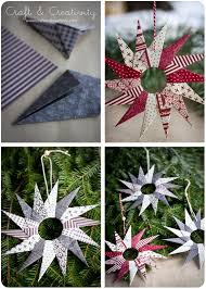 Craft Christmas Tree Decorations With How To Make Handmade Things For Decoration Step By