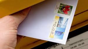 Wie Viel Kostet Ein Brief Nach Frankreich