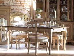 Romantic Rustic Dining Room Table Sets Country Style Of