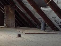 entlüftung über dachboden