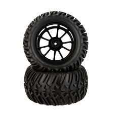 GoolRC 4Pcs High Performance 1/10 Monster Truck Wheel Rim And Tire ... Effects Of Upsized Wheels And Tires Tested 7 Tips To Buy Cheap Truck Fueloyal Autosport Plus Cray Corvette Rims 2001 Freightliner Fld132 Xl Classic Misc Wheel Rim For Sale 555419 Used 245 Ball Seat 10 Hole 1791 Sell My New Used Tires Rims More Black Tandem Axle 225 Semi Wheel Kit Alcoa Style Karoo By Rhino Gear Alloy 726 Big Block Milled For Sale Cheap New Used Truck For Sale Junk Mail