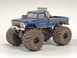100 Bigfoot Monster Trucks 4x4 _4x4 Twitter