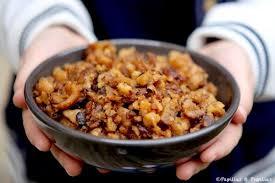 cuisiner des marrons frais poêlée de marrons grillés
