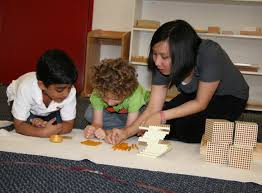 Montessori Materials And The 3 Year Cycle Of Preschool