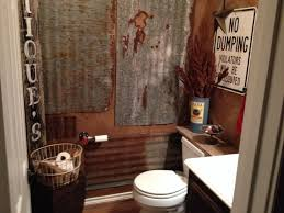 Rustic Half Bath | HOME DECOR | Small Bathroom With Shower, Small ... White Simple Rustic Bathroom Wood Gorgeous Wall Towel Cabinets Diy Country Rustic Bathroom Ideas Design Wonderful Barnwood 35 Best Vanity Ideas And Designs For 2019 Small Ikea 36 Inch Renovation Cost Tile Awesome Smart Home Wallpaper Amazing Small Bathrooms With French Luxury Images 31 Decor Bathrooms With Clawfoot Tubs Pictures