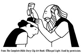 Samuel Annoints David Mission Bible Class