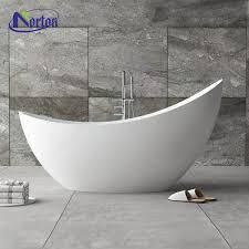 gold lieferant förderung freistehende luxus bad weißen stein kunst marmor badewanne preis buy künstliche stein badewanne oval marmor