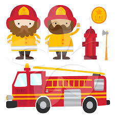 Fireman And Fire Engine Clipart Set By Creative Clip Art Collection ... Fireman Clip Art Firefighters Fire Truck Clipart Cute New Collection Digital Fire Truck Ladder Classic Medium Duty Side View Royalty Free Cliparts Luxury Of Png Letter Master Use These Images For Your Websites Projects Reports And Engine Vector Illustrations Counting Trucks Toy Firetrucks Teach Kids Toddler Showy Black White Jkfloodrelieforg