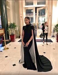 com buy modest design black long prom dresses with short sleeves