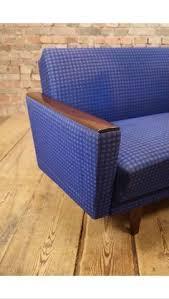 fully restored vintage greaves thomas sofa bed 1960s retro