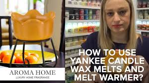 Aurora Candle Warmer Replacement Bulbs by How To Use Yankee Candle Wax Melts And Melt Warmer Youtube