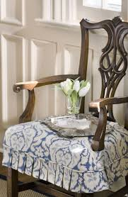 Shabby Chic Dining Room Chair Cushions by Best 25 Chair Seat Covers Ideas On Pinterest Dining Chair Seat