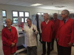bureau veritas fr visit to bureau veritas laboratory embassy in south