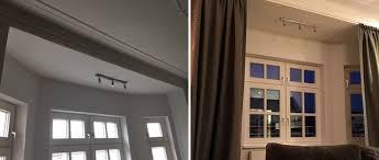 altbau wohnzimmer vorhänge scandinavian munich by
