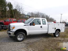 2014 Oxford White Ford F250 Super Duty XL SuperCab 4x4 Utility ... Ford F250 Utility Truck For Ls 17 Farming Simulator 2017 Fs Mod Used 2001 F450 Service For Sale In Pa 27553 2008 Ford Regular Cab 54 Gas 8 Ebay 2009 4x4 68l V10 Chevrolet Class 1 2 3 Light Duty Utility Truck Trucks Med Heavy 2000 F550 Utility Truck With Crane Item Dc2221 Sold 2003 Super K7903 Enclosed Raised Roof Service Body Fiberglass Service Bodies