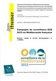 cagne de surveillance directive cadre sur l eau 2015 en