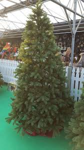 5ft Christmas Tree With Led Lights by Artificial Christmas Trees Embleys Nurseries Traditional Garden