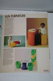 Little Tikes Desk With Lamp And Chair by 1976 Little Tikes Catalog Parry Game Preserve