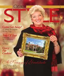 Italian Tile Imports Ocala Florida by Ocala Style Magazine Dec U002715 By Ocala Publications Issuu