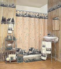 Curtains Moose Shower Curtain Walmart Lovely Big Country Bear