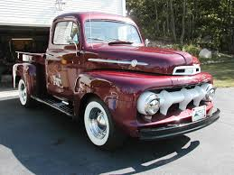 100 Ford F1 Truck 1952 Pickup For Sale ClassicCarscom CC582265