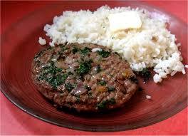 comment cuisiner un steak haché steak haché echalote