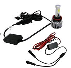 underground lighting h4 2in1 led headlight bulbs color changing