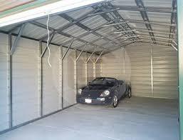 15x26x8 Car Garage metalbarnscentral