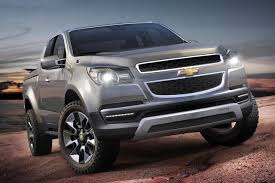 100 Truck Reviews 2013 2011 Chevrolet Colorado Concept Pickup Review And Pictures