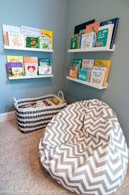 Decor A Reading Nook Project Nursery Kids With Bean Bag Chair Home