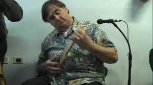 Johnny Horton Sink The Bismarck Karaoke by North To Alaska Electric Ukulele Instrumental Youtube